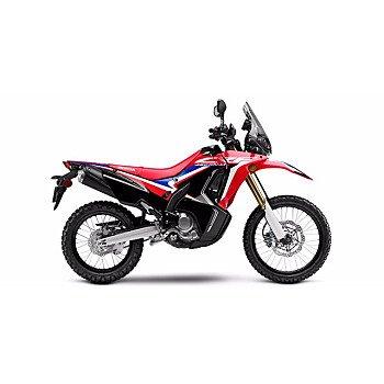 2020 Honda CRF250L for sale 201065015