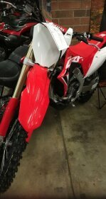 2020 Honda CRF250R for sale 200817224
