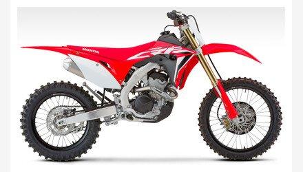 2020 Honda CRF250R for sale 200845212