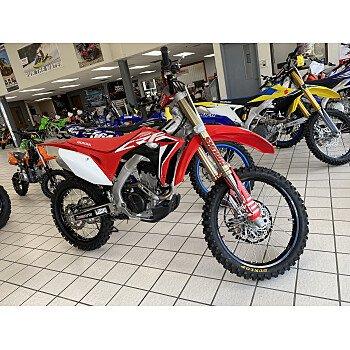 2020 Honda CRF250R for sale 200981373