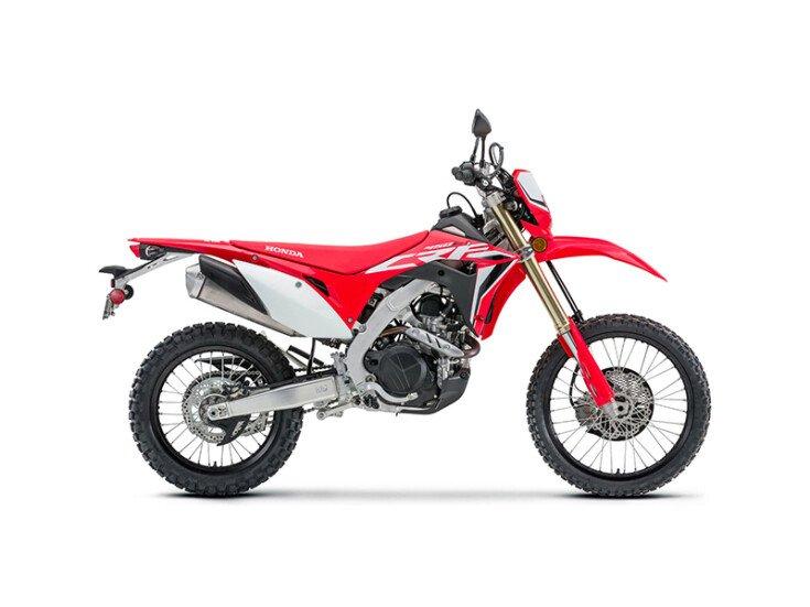 2020 Honda CRF450L 450L specifications