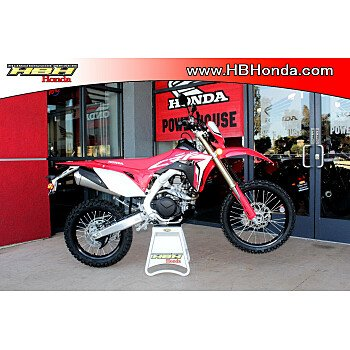 2020 Honda CRF450L for sale 200847485