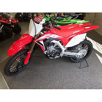 2020 Honda CRF450R for sale 200742097