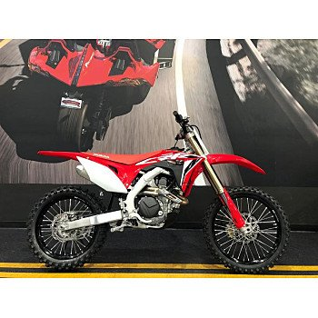 2020 Honda CRF450R for sale 200778256