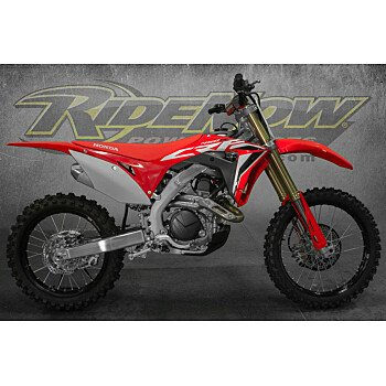 2020 Honda CRF450R for sale 200779570