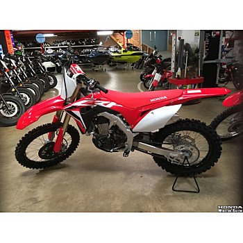 2020 Honda CRF450R for sale 200781154