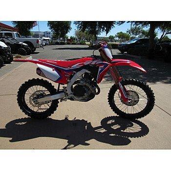 2020 Honda CRF450R for sale 200792134