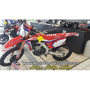 2020 Honda CRF450R for sale 200793857