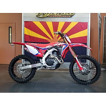 2020 Honda CRF450R for sale 200794233