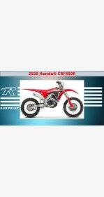 2020 Honda CRF450R for sale 200808455