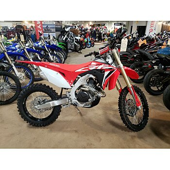 2020 Honda CRF450R for sale 200863273
