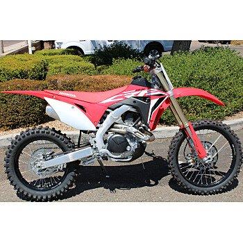 2020 Honda CRF450R for sale 200911450