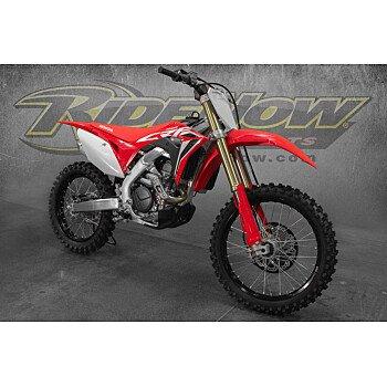 2020 Honda CRF450R for sale 200931115