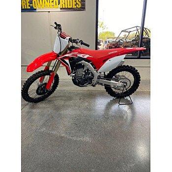 2020 Honda CRF450R for sale 200954280