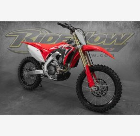 2020 Honda CRF450R for sale 200964542