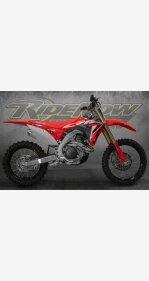 2020 Honda CRF450R for sale 201007125