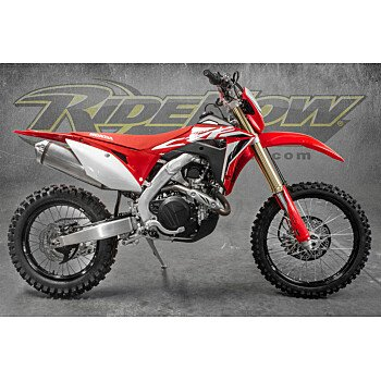 2020 Honda CRF450X for sale 200894691