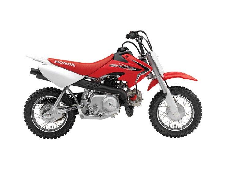 2020 Honda CRF50F 50F specifications