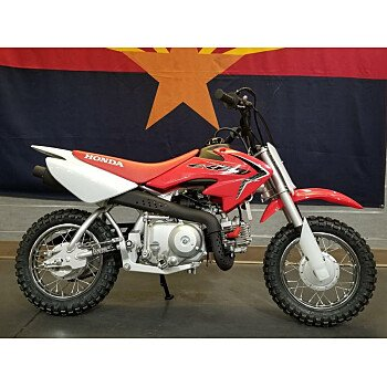 2020 Honda CRF50F for sale 200790935