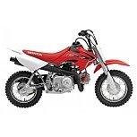2020 Honda CRF50F for sale 200805739