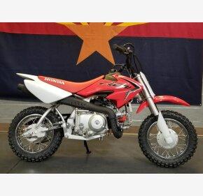 2020 Honda CRF50F for sale 200808255