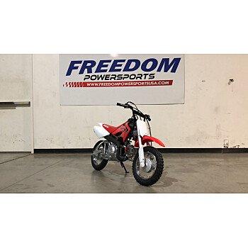 2020 Honda CRF50F for sale 200832625