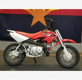 2020 Honda CRF50F for sale 200846036