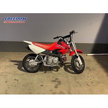 2020 Honda CRF50F for sale 200928015