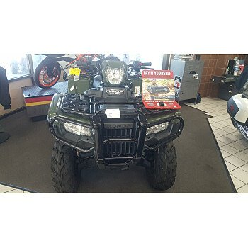 2020 Honda FourTrax Foreman Rubicon for sale 200850247