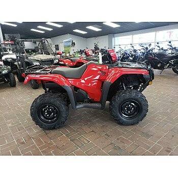 2020 Honda FourTrax Foreman Rubicon for sale 200867484