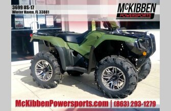 2020 Honda FourTrax Foreman Rubicon for sale 200912855