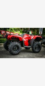2020 Honda FourTrax Foreman Rubicon for sale 200913135