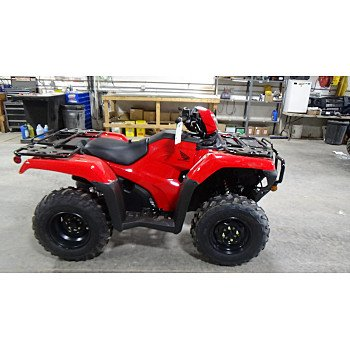 2020 Honda FourTrax Foreman Rubicon for sale 200941389