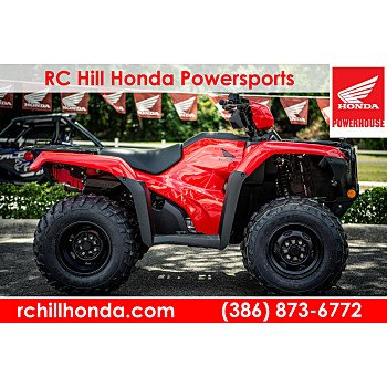2020 Honda FourTrax Foreman for sale 200785707