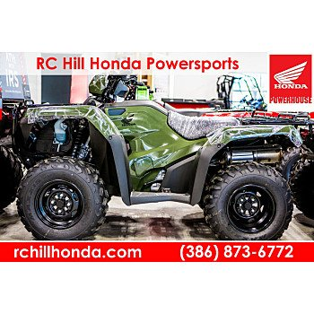 2020 Honda FourTrax Foreman for sale 200787997