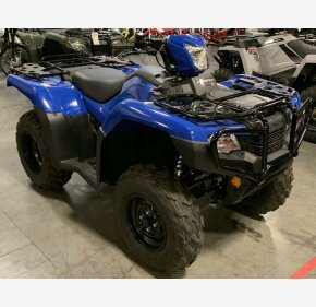 Honda Fourtrax Foreman Atvs For Sale Motorcycles On Autotrader