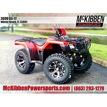 2020 Honda FourTrax Foreman for sale 200820121