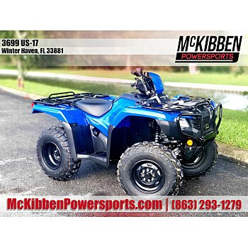 2020 Honda FourTrax Foreman for sale 200820122