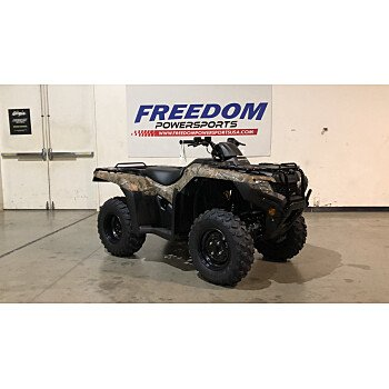 2020 Honda FourTrax Rancher for sale 200832698