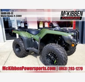 2020 Honda FourTrax Rancher for sale 200891043