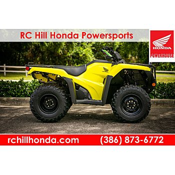 2020 Honda FourTrax Rancher for sale 200906003