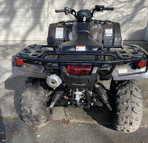 2020 Honda FourTrax Rancher 4X4 Automatic DCT IRS EPS for sale 201040888