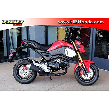 2020 Honda Grom ABS for sale 200774036