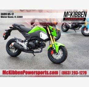 2020 Honda Grom for sale 200789704