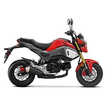 2020 Honda Grom for sale 200809521
