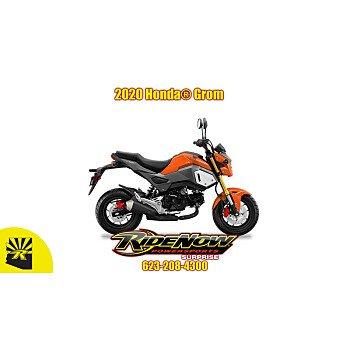 2020 Honda Grom for sale 200811312