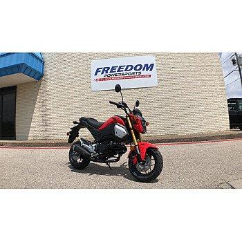 2020 Honda Grom for sale 200828707
