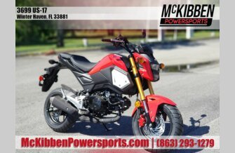 2020 Honda Grom for sale 200912753