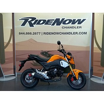 2020 Honda Grom for sale 200934334