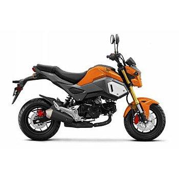 2020 Honda Grom for sale 201000341